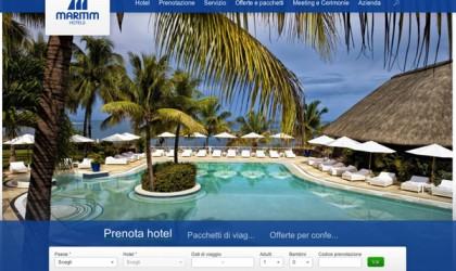 Il web Maritim Hotels finalmente è anche in italiano