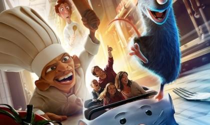 A Disneyland Paris debutta Ratatouille