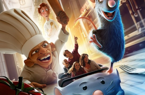 A Disneyland Paris debutta Ratatouille