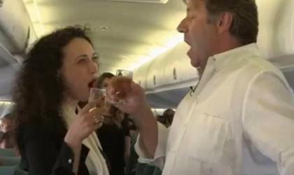 Air Dolomiti: passione per il volo e per la musica