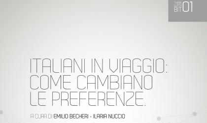 Le vacanze degli italiani? In Italia…