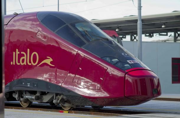 Italo mette il turbo alla Roma Milano