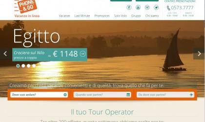 Phone&Go investe in tecnologia col nuovo sito web