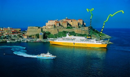 "Isole ""a rate"" con Corsica Ferries"