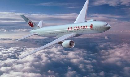 Air Canada vola alto
