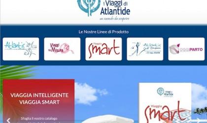 Nuovo web per I Viaggi di Atlantide