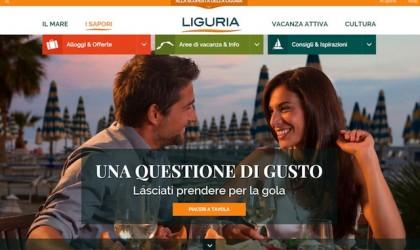 La Liguria punta sul web interattivo