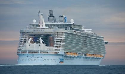 Royal Caribbean: la nave più grande al mondo salpa dall'Italia
