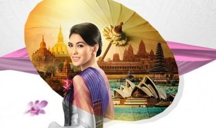 Thai Airways si allarga per l'Expo