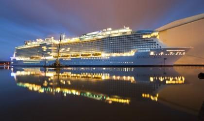 Tecnologia, ecologia e divertimento sulla nuova nave Royal Caribbean