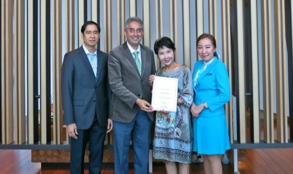 Bangkok Airways tra le migliori compagnie al mondo