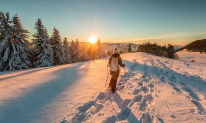 Svizzera, inverno da sogno