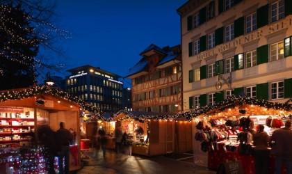 Nella Svizzera dei mercatini di Natale