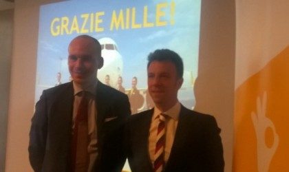Un 2016 più milanese e business oriented per Vueling