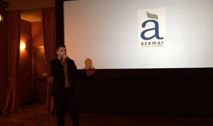 Azemar viaggia anche… al cinema