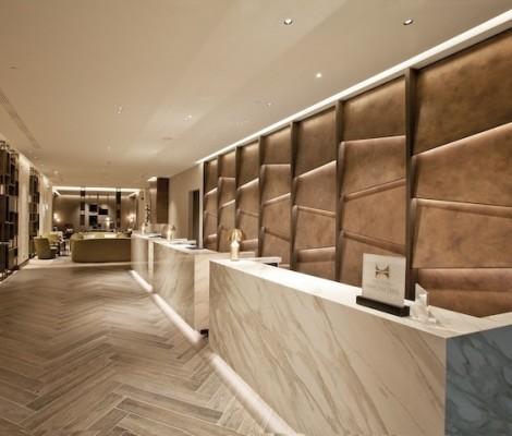 L'Hilton di Milano si veste di un nuovo concept