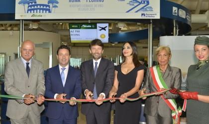 Alitalia rilancia la sua Cina