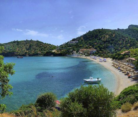 L'isola greca di Samos si presenta al trade