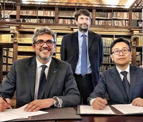 Alibaba Group ed ENIT insieme per il mercato cinese