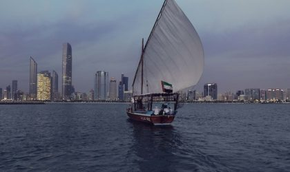 Abu Dhabi a tutto turismo, tra arte e sport