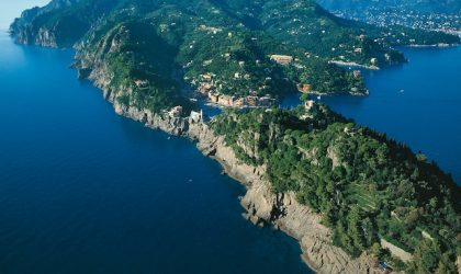 Liguria, campagna per vacanze al parco