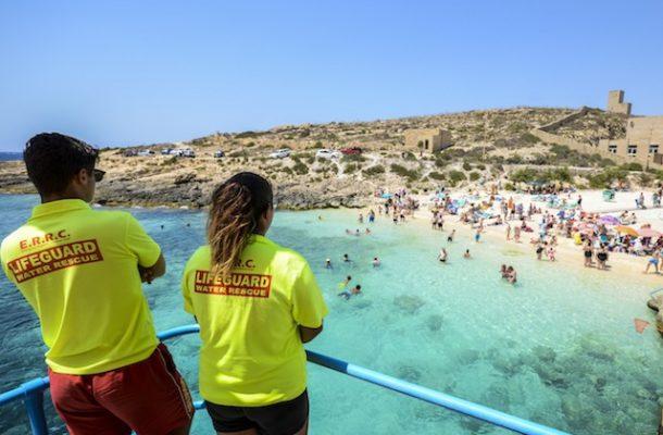 Sul mare di Malta è record di Bandiere Blu