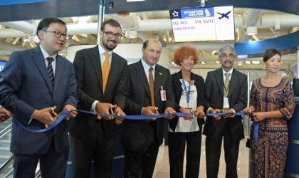 Singapore Airlines punta su Roma Fiumicino