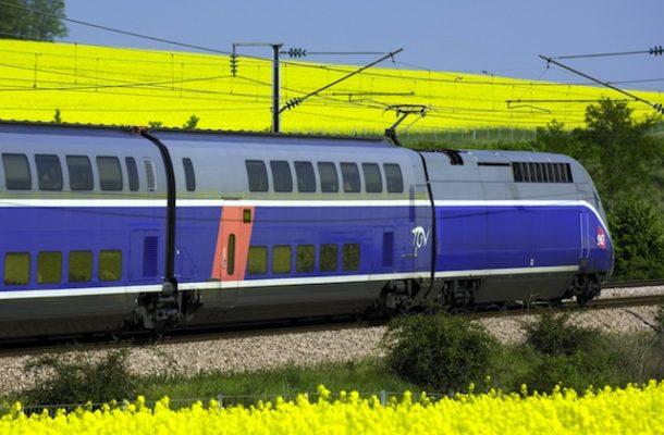 OUI.sncf per i treni in Francia
