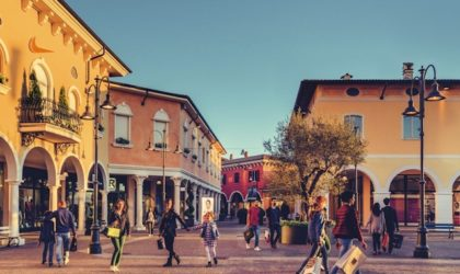 Land of Fashion, tra turismo e shopping