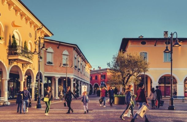 Land of Fashion, tra turismo e shopping