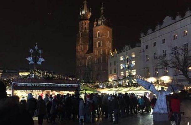 Cracovia, le mille luci della Polonia