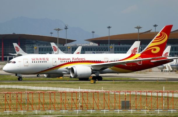 TAL Aviation Group rappresenta Hainan
