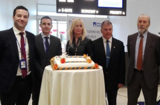 TUS Airways è in partenza da Roma