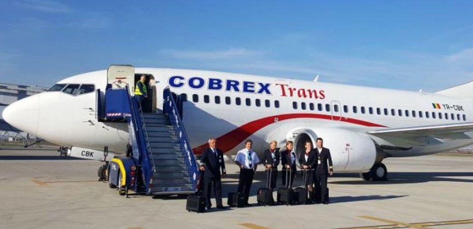 Cobrex Trans apre una nuova base all'aeroporto dell'Umbria