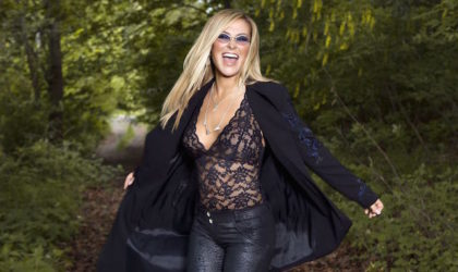 Anastacia canta per Mantova Outlet