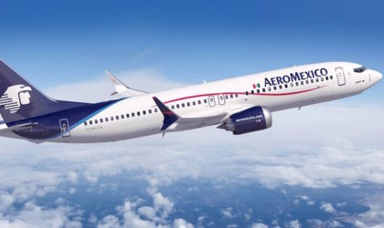 Aeromexico aumenta le frequenze tra Madrid e Mexico City