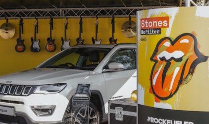 """Rossoevolution """"guida"""" i Rolling Stones"""