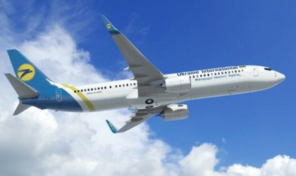 Ukraine International Airlines lancia i voli per l'India
