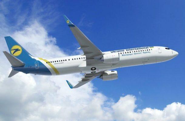 Ukraine International Airlines lancia i voli per l'India
