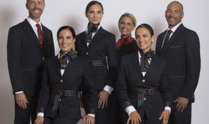 Alitalia: di Alberta Ferretti le nuove divise