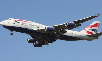 Le associazioni del turismo contro British Airways