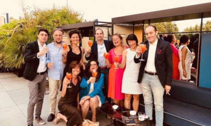 Festa a Milano per il Croazia Summer Party