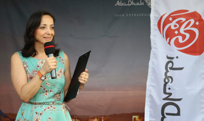 Abu Dhabi festeggia la sua estate
