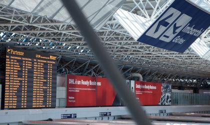 Roma Fiumicino aeroporto top in Europa