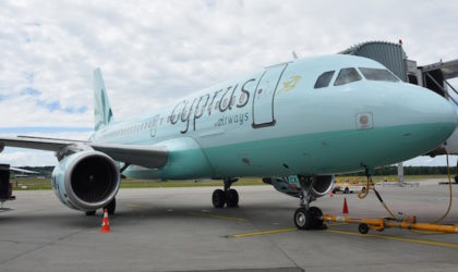 TAL Aviation è gsa di Cyprus Airways in Svizzera