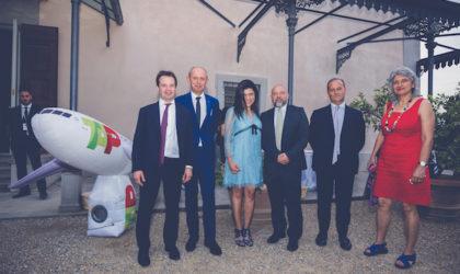 TAP Air Portugal inaugura i suoi voli da Firenze