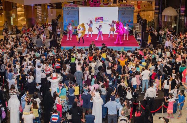 Crescono i numeri di Abu Dhabi