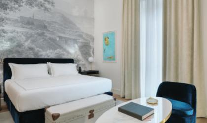 Lo charme di Elizabeth Unique Hotel