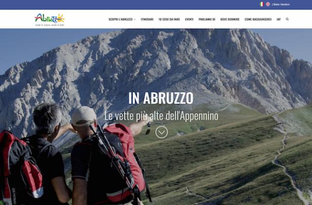 Abruzzo: nuovo portale per il turismo