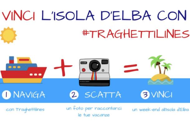 Via al foto concorso di Traghettilines.it